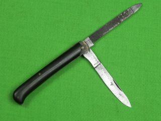 Antique German Solingen Henckels Folding Pocket Knife