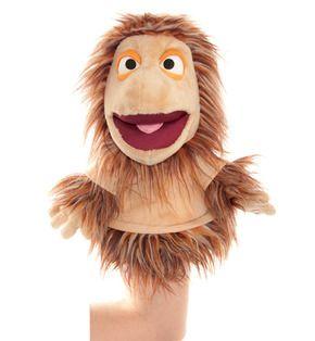 Fraggle Rock Jr. Gorg Henson Muppets Hand Puppet