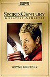 Sports Century Greatest Athletes DVD Wayne Gretzky