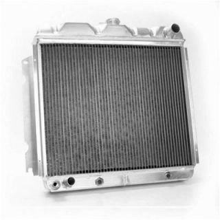 Griffin Radiator Aluminum Natural 2 5 Thick Dodge Coronet