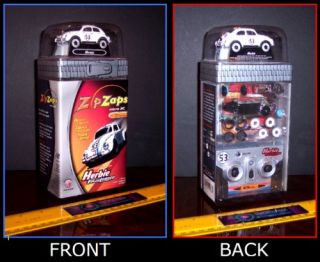 Herbie The Love Bug Zipzaps R C RC Car 49 MHz MISB New