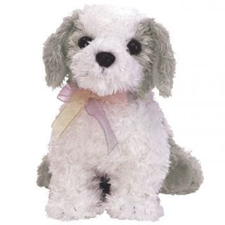 Ty Beanie Baby Herder The Sheep Dog 6 inch Stuffed Animal Toy