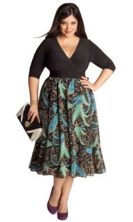 IGIGI by Yuliya Raquel Plus Size Natasha Dress 14/16