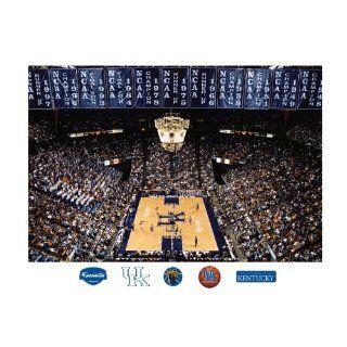 NCAA Kentucky Wildcats Rupp Arena Mural Wall Graphic