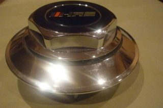 HRE 505 Hayashi Racing Enterprises Chrome Lug Nut Cover and Center