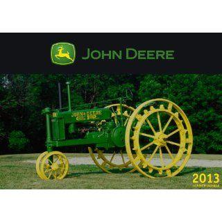 John Deere Tractors 2013: Ralph W. Sanders: 9780760343906: