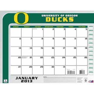 Perfect Timing   Turner 2013 Oregon Ducks Desk Calendar