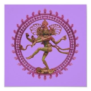 Shiva (Nataraja) the Cosmic Dancer Poster