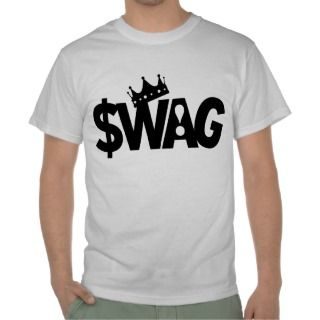 King of Swag T shirt