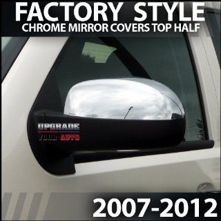 2007 2013 Chevy Silverado Factory Style Top Half Mirror Covers