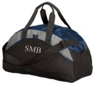 Groomsmen Gifts Personalized Monogrammed Duffel Bag Gym Travel Small
