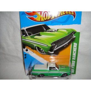 HOT WHEELS TREASURE HUNT 2012 EDITION #12 OF 15 1965 FORD
