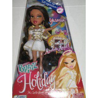 BRATZ Holiday Absolute Angel Yasmin Doll Toys & Games