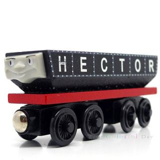 Hector Thomas Tank Engine Wooden Railway Train New