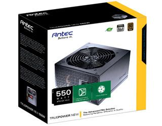 Antec TruePower New TP 550 550 Watt SLI CrossFire 80 PLUS BRONZE Power