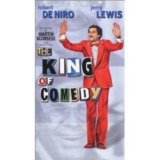 King of Comedy [VHS] Robert De Niro, Jerry Lewis, Diahnne
