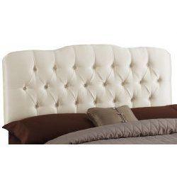 Upholstered Shantung Queen Headboard by Skyline 742QSHTGPRCH
