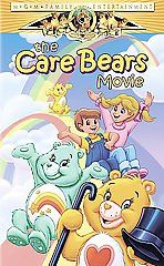 The Care Bears Movie VHS, 2000, Clam Shell