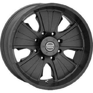 American Racing ATX Dominator 18x9.5 Teflon Wheel / Rim 8x170 with a