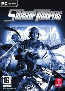 Starship Troopers PC Sci Fi Shooter Game New 076930995952