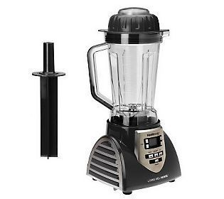 NEW LIVING WELL HEALTHMASTER MONTEL WILLIAMS BLENDER JUICER FOOD