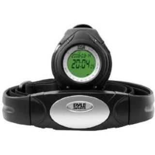 New Pyle Sports PHRM38BK Heart Rate Monitor Watch