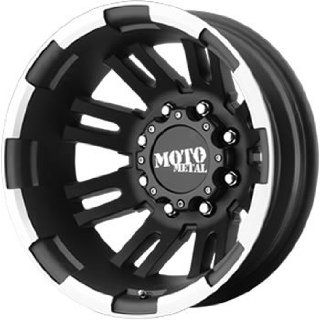 Moto Metal MO963 17x6 Black Wheel / Rim 8x210 with a  134mm Offset and