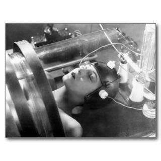Freeze Frame   Metropolis   Maria Postcard