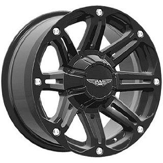 American Eagle 50 17x8 Black Wheel / Rim 6x135 & 6x5.5