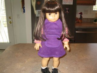 """Tess Gotz Doll 18"""" Little Sisters Collection"""