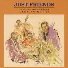 Oda Satoru Hank Jones Just Friends Japan Mini LP CD C75