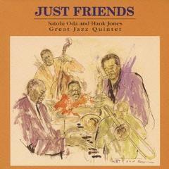 Oda Satoru Hank Jones Just Friends Japan Mini LP CD C75