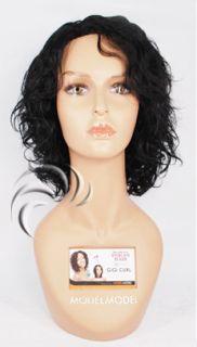 MODEL MODEL Indian Hair 8 Gigi Curl Wet & Wavy 100% Human Hair Weave