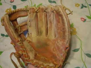 Vintage Mac Gregor Willie McGee Baseball Glove MG15 EX LQQK Nice