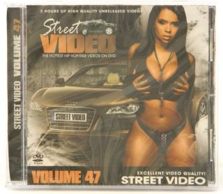 New Street Video Promo Only Rap Hip Hop Music DVD 47