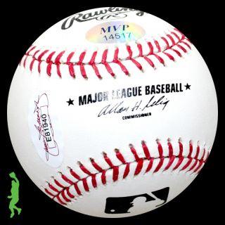 Andrew McCutchen Signed Auto 2012 All Star Baseball Ball Pirates JSA