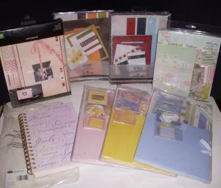 Journal Mini Album Paper Kit from ColorBox Others Pick Your Favorite