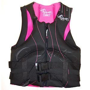 HO Sports Women Life Vest Water Sports Ski Tube Boat Swim Comfortable