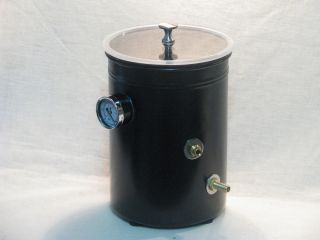 Vacuum Chamber for Dental Medical Hobby Professional Applications