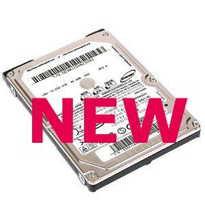750GB Hard Drive for Dell Inspiron Mini 10 10V 12 M102Z M101Z M5010