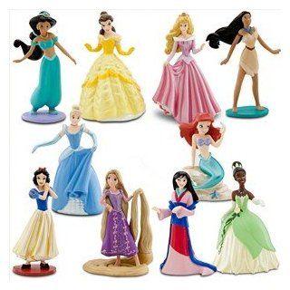 Deluxe Disney Princess Figure Play Set    10 Pc. Toys & Games