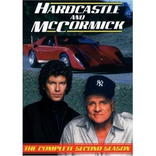 Hardcastle And McCormick 5 DVD Set Complete second Season 1983