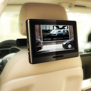 Monitor Active Headrest DVD Player Digitalphotoframe