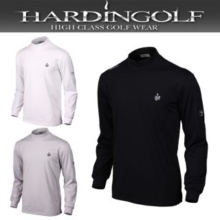 Hardin Golf Functional Warm Heat Pullover Half Neck Span Shirts