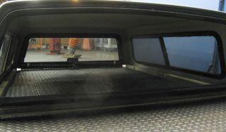 Custom Hardtops Snugtop Truck Bed Cap Cover Off of A Nissan SE Pickup