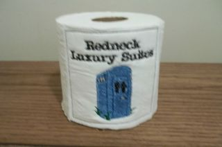 Redneck Luxury SuitesGag Gift for Rednecks Among US Embroidered