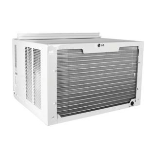 23,500 BTU Window Air Conditioner with Heat &