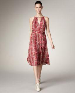 MARC by Marc Jacobs Serpent Print Dress