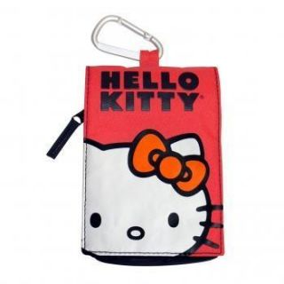 Hello Kitty KT4215R Multi Purpose Carrying Case Great for Camera Cell
