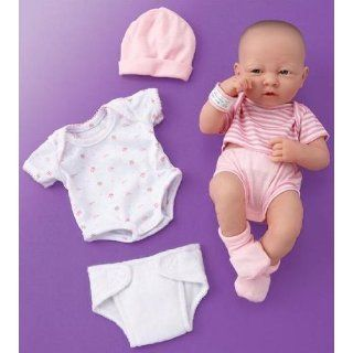 Berenguer La Newborn 14 Real Life Doll Set   Slightly